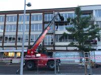 gebouw asbestvrij maken