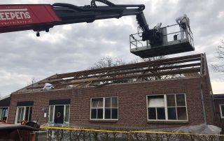 Asbest dak verwijderen kosten