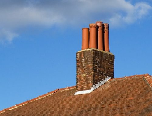 Asbest in schoorsteen herkennen en verwijderen
